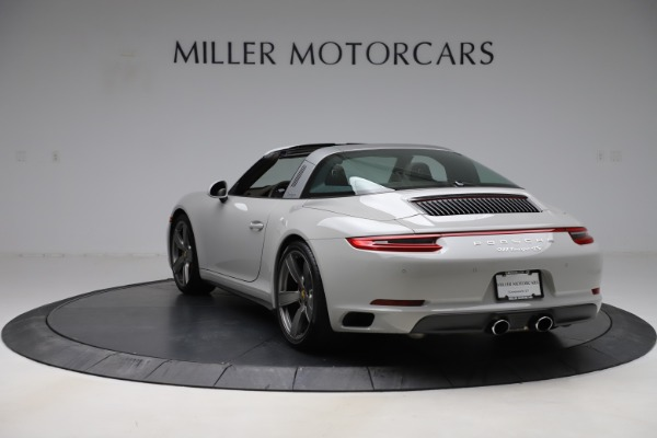 Used 2018 Porsche 911 Targa 4S for sale Sold at Aston Martin of Greenwich in Greenwich CT 06830 5