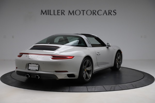 Used 2018 Porsche 911 Targa 4S for sale Sold at Aston Martin of Greenwich in Greenwich CT 06830 7