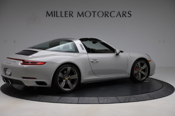 Used 2018 Porsche 911 Targa 4S for sale Sold at Aston Martin of Greenwich in Greenwich CT 06830 8