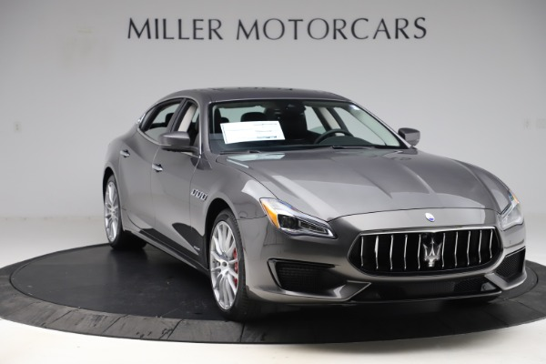 New 2020 Maserati Quattroporte S Q4 GranSport for sale $121,885 at Aston Martin of Greenwich in Greenwich CT 06830 11