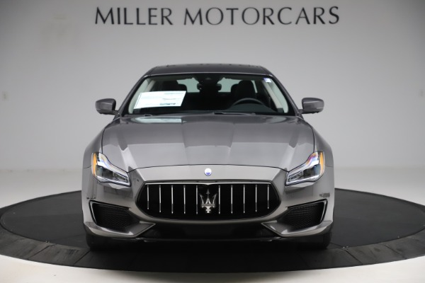 New 2020 Maserati Quattroporte S Q4 GranSport for sale $121,885 at Aston Martin of Greenwich in Greenwich CT 06830 12