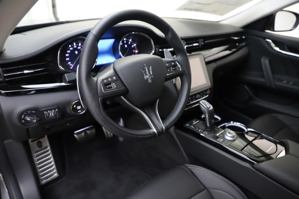New 2020 Maserati Quattroporte S Q4 GranSport for sale $121,885 at Aston Martin of Greenwich in Greenwich CT 06830 13