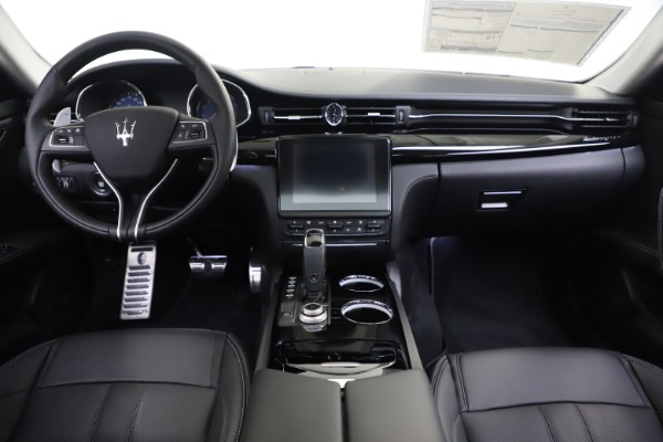 New 2020 Maserati Quattroporte S Q4 GranSport for sale $121,885 at Aston Martin of Greenwich in Greenwich CT 06830 16