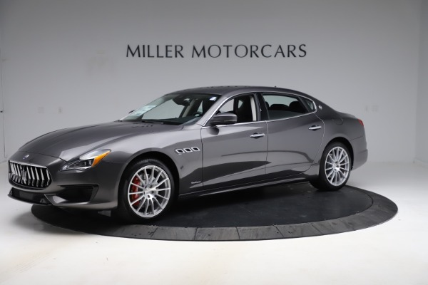 New 2020 Maserati Quattroporte S Q4 GranSport for sale $121,885 at Aston Martin of Greenwich in Greenwich CT 06830 2
