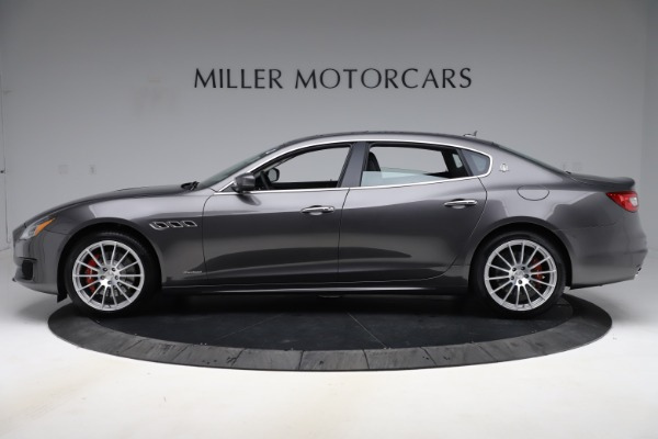 New 2020 Maserati Quattroporte S Q4 GranSport for sale $121,885 at Aston Martin of Greenwich in Greenwich CT 06830 3