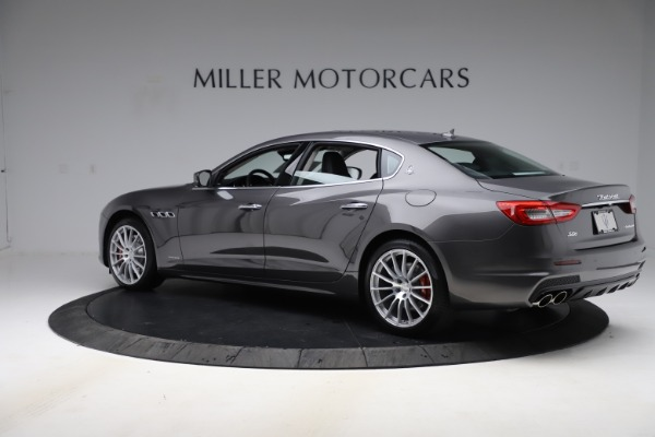 New 2020 Maserati Quattroporte S Q4 GranSport for sale $121,885 at Aston Martin of Greenwich in Greenwich CT 06830 4