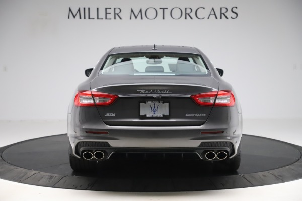 New 2020 Maserati Quattroporte S Q4 GranSport for sale $121,885 at Aston Martin of Greenwich in Greenwich CT 06830 6