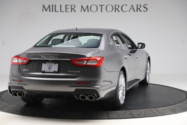 New 2020 Maserati Quattroporte S Q4 GranSport for sale $121,885 at Aston Martin of Greenwich in Greenwich CT 06830 7
