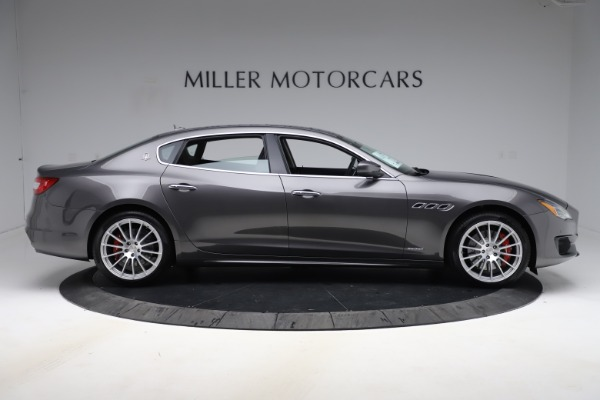 New 2020 Maserati Quattroporte S Q4 GranSport for sale $121,885 at Aston Martin of Greenwich in Greenwich CT 06830 9