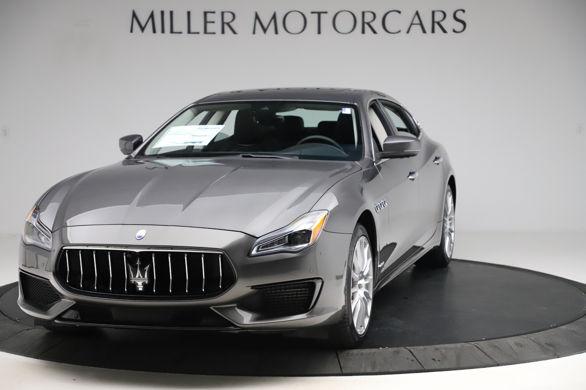 New 2020 Maserati Quattroporte S Q4 GranSport for sale $121,885 at Aston Martin of Greenwich in Greenwich CT 06830 1