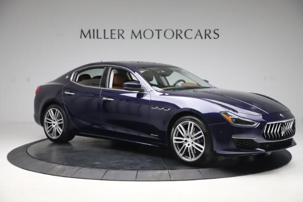 New 2020 Maserati Ghibli S Q4 GranLusso for sale $89,535 at Aston Martin of Greenwich in Greenwich CT 06830 10