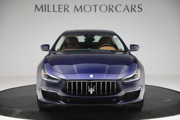 New 2020 Maserati Ghibli S Q4 GranLusso for sale $89,535 at Aston Martin of Greenwich in Greenwich CT 06830 12