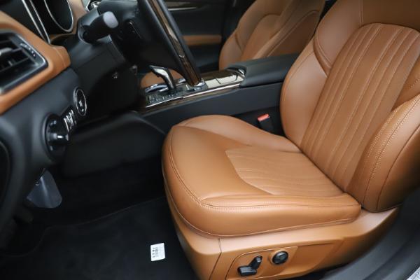New 2020 Maserati Ghibli S Q4 GranLusso for sale $89,535 at Aston Martin of Greenwich in Greenwich CT 06830 15