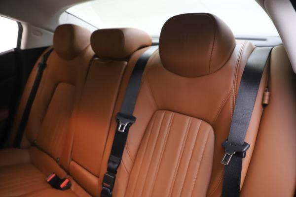 New 2020 Maserati Ghibli S Q4 GranLusso for sale $89,535 at Aston Martin of Greenwich in Greenwich CT 06830 18