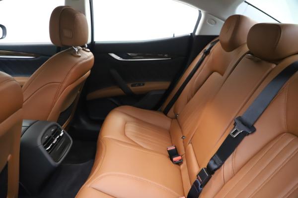 New 2020 Maserati Ghibli S Q4 GranLusso for sale $89,535 at Aston Martin of Greenwich in Greenwich CT 06830 19