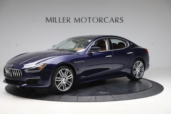 New 2020 Maserati Ghibli S Q4 GranLusso for sale $89,535 at Aston Martin of Greenwich in Greenwich CT 06830 2