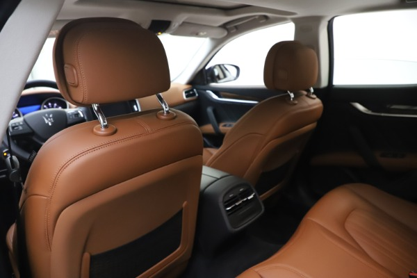 New 2020 Maserati Ghibli S Q4 GranLusso for sale $89,535 at Aston Martin of Greenwich in Greenwich CT 06830 20