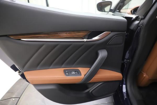 New 2020 Maserati Ghibli S Q4 GranLusso for sale $89,535 at Aston Martin of Greenwich in Greenwich CT 06830 21