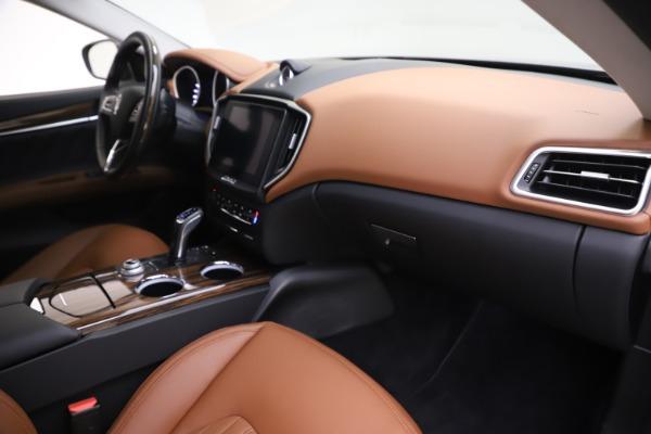 New 2020 Maserati Ghibli S Q4 GranLusso for sale $89,535 at Aston Martin of Greenwich in Greenwich CT 06830 22