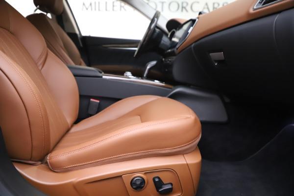 New 2020 Maserati Ghibli S Q4 GranLusso for sale $89,535 at Aston Martin of Greenwich in Greenwich CT 06830 23