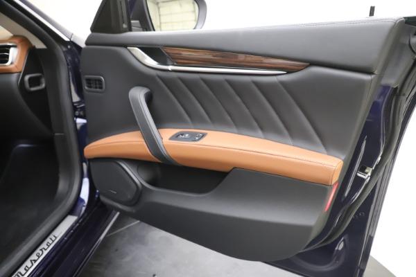 New 2020 Maserati Ghibli S Q4 GranLusso for sale $89,535 at Aston Martin of Greenwich in Greenwich CT 06830 25