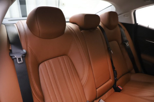 New 2020 Maserati Ghibli S Q4 GranLusso for sale $89,535 at Aston Martin of Greenwich in Greenwich CT 06830 26