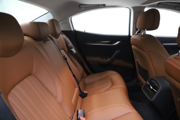 New 2020 Maserati Ghibli S Q4 GranLusso for sale $89,535 at Aston Martin of Greenwich in Greenwich CT 06830 27