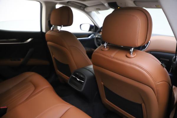 New 2020 Maserati Ghibli S Q4 GranLusso for sale $89,535 at Aston Martin of Greenwich in Greenwich CT 06830 28
