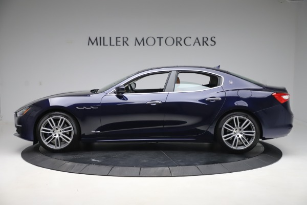 New 2020 Maserati Ghibli S Q4 GranLusso for sale $89,535 at Aston Martin of Greenwich in Greenwich CT 06830 3