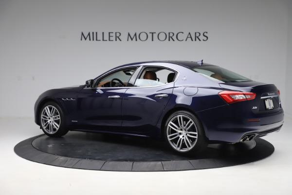 New 2020 Maserati Ghibli S Q4 GranLusso for sale $89,535 at Aston Martin of Greenwich in Greenwich CT 06830 4
