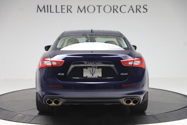 New 2020 Maserati Ghibli S Q4 GranLusso for sale $89,535 at Aston Martin of Greenwich in Greenwich CT 06830 6