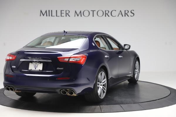 New 2020 Maserati Ghibli S Q4 GranLusso for sale $89,535 at Aston Martin of Greenwich in Greenwich CT 06830 7