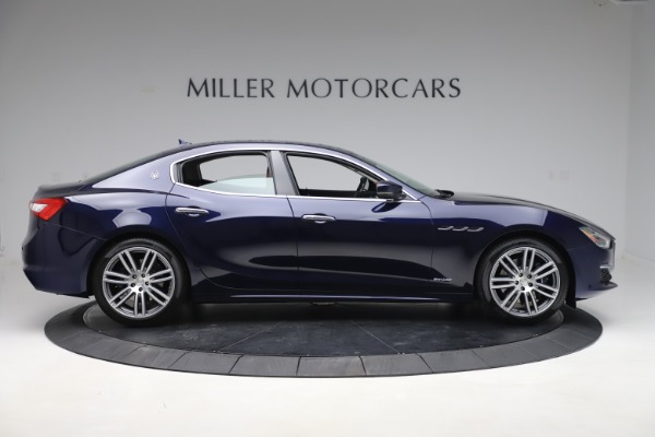 New 2020 Maserati Ghibli S Q4 GranLusso for sale $89,535 at Aston Martin of Greenwich in Greenwich CT 06830 9