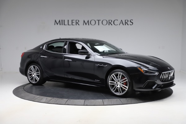 New 2020 Maserati Ghibli S Q4 GranSport for sale $90,285 at Aston Martin of Greenwich in Greenwich CT 06830 10
