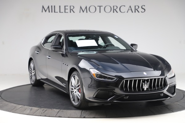 New 2020 Maserati Ghibli S Q4 GranSport for sale $90,285 at Aston Martin of Greenwich in Greenwich CT 06830 11