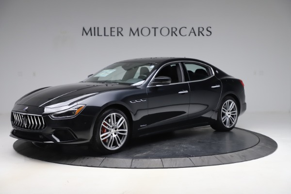 New 2020 Maserati Ghibli S Q4 GranSport for sale $90,285 at Aston Martin of Greenwich in Greenwich CT 06830 2