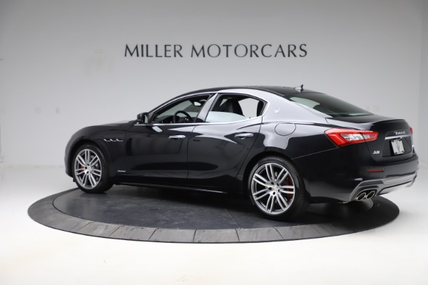 New 2020 Maserati Ghibli S Q4 GranSport for sale $90,285 at Aston Martin of Greenwich in Greenwich CT 06830 4