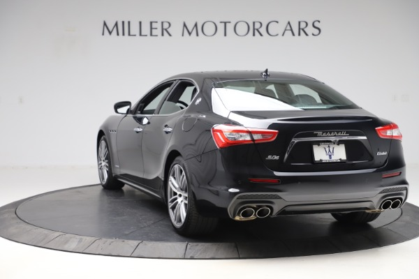 New 2020 Maserati Ghibli S Q4 GranSport for sale $90,285 at Aston Martin of Greenwich in Greenwich CT 06830 5