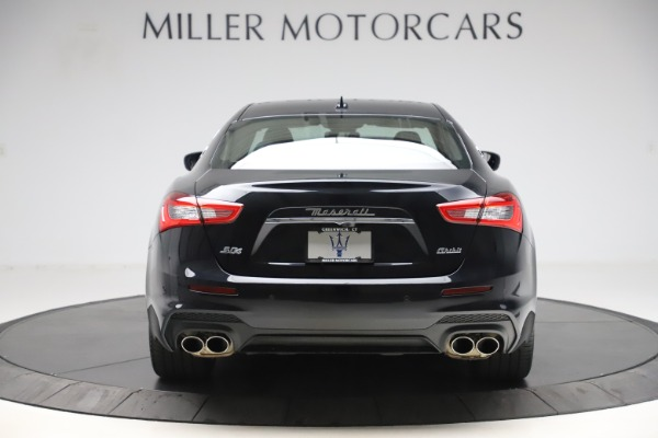 New 2020 Maserati Ghibli S Q4 GranSport for sale $90,285 at Aston Martin of Greenwich in Greenwich CT 06830 6