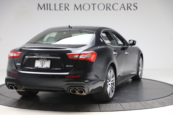 New 2020 Maserati Ghibli S Q4 GranSport for sale $90,285 at Aston Martin of Greenwich in Greenwich CT 06830 7