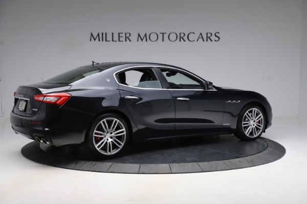 New 2020 Maserati Ghibli S Q4 GranSport for sale $90,285 at Aston Martin of Greenwich in Greenwich CT 06830 8