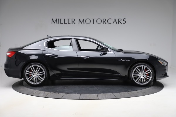 New 2020 Maserati Ghibli S Q4 GranSport for sale $90,285 at Aston Martin of Greenwich in Greenwich CT 06830 9
