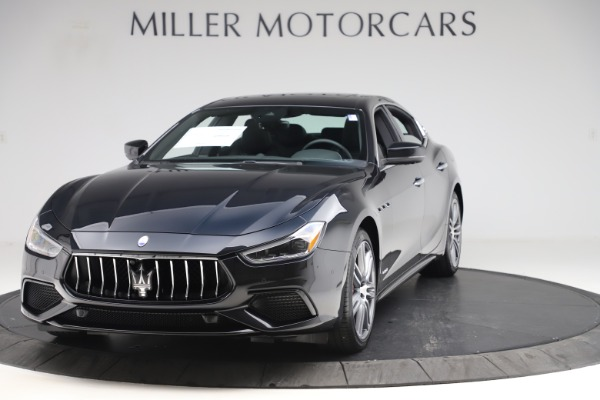 New 2020 Maserati Ghibli S Q4 GranSport for sale $90,285 at Aston Martin of Greenwich in Greenwich CT 06830 1
