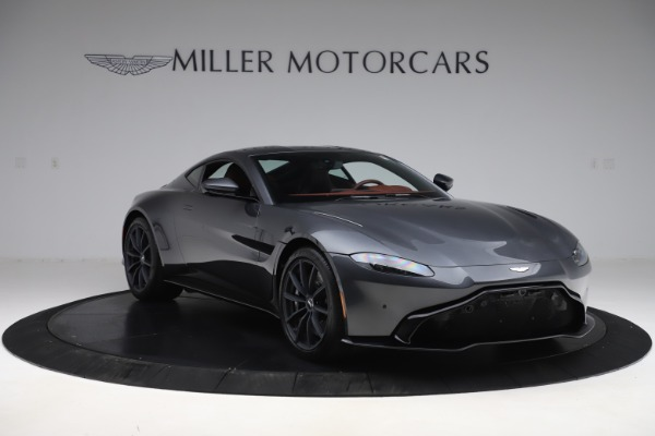 Used 2020 Aston Martin Vantage Coupe for sale $153,900 at Aston Martin of Greenwich in Greenwich CT 06830 10