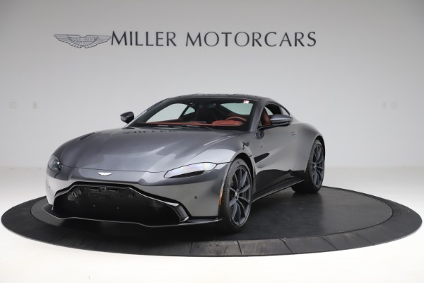 Used 2020 Aston Martin Vantage Coupe for sale $153,900 at Aston Martin of Greenwich in Greenwich CT 06830 12