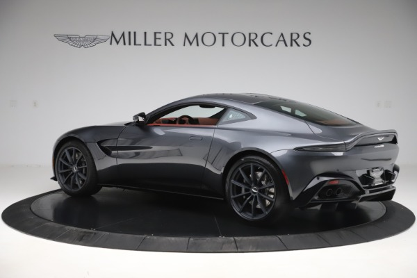 Used 2020 Aston Martin Vantage Coupe for sale $153,900 at Aston Martin of Greenwich in Greenwich CT 06830 3