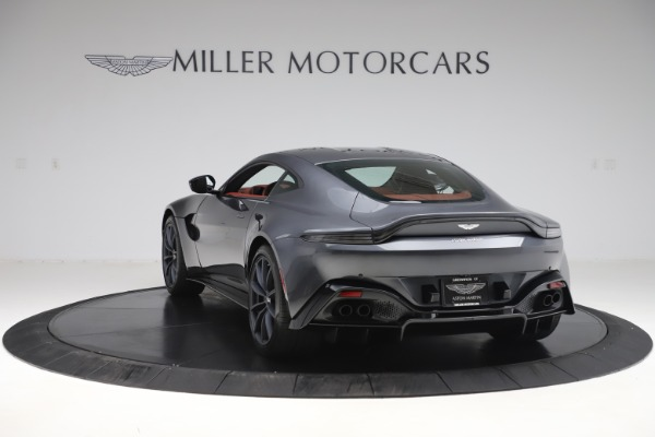 Used 2020 Aston Martin Vantage Coupe for sale $153,900 at Aston Martin of Greenwich in Greenwich CT 06830 4