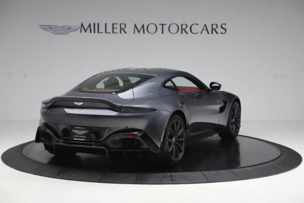 Used 2020 Aston Martin Vantage Coupe for sale $153,900 at Aston Martin of Greenwich in Greenwich CT 06830 6