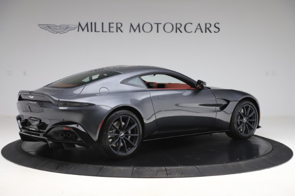 Used 2020 Aston Martin Vantage Coupe for sale $153,900 at Aston Martin of Greenwich in Greenwich CT 06830 7