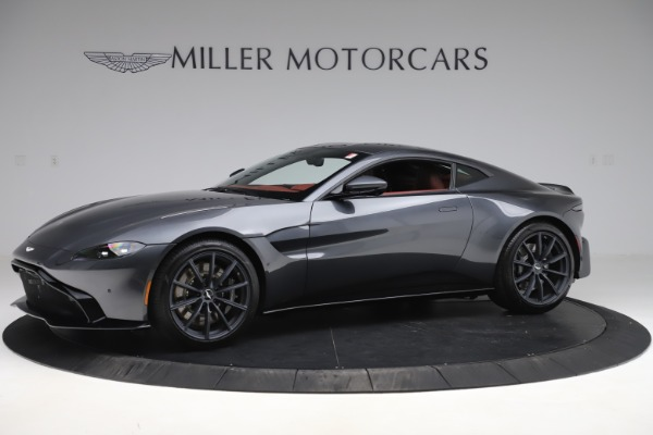Used 2020 Aston Martin Vantage Coupe for sale $153,900 at Aston Martin of Greenwich in Greenwich CT 06830 1